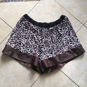 Gillian & O'Malley Large Sleepwear Shorts
